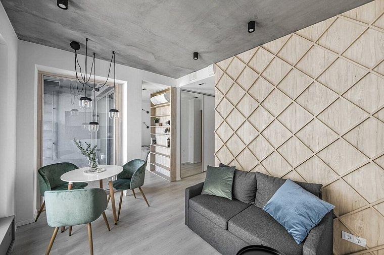 decorar-paredes-madera-geometrico