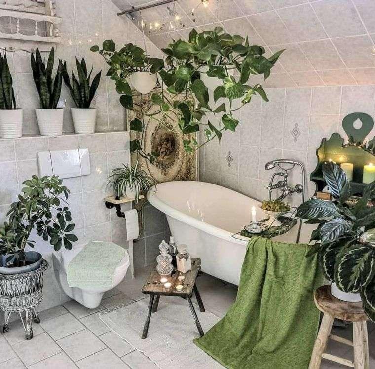 decorar-plantas-bano-opciones