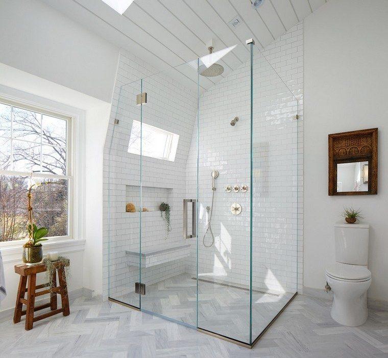 diseño de interiores baño minimalista
