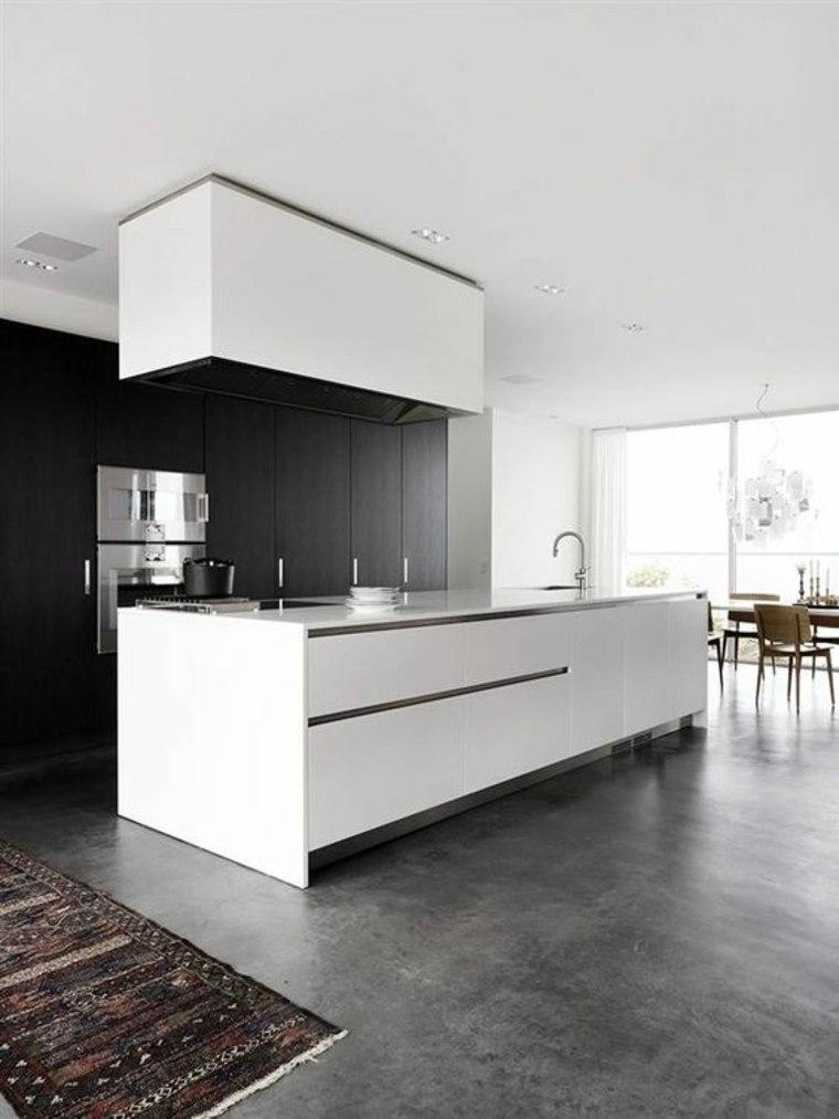diseño de interiores concreto