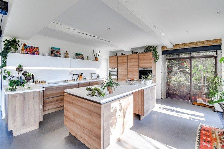diseño de interiores naturaleza