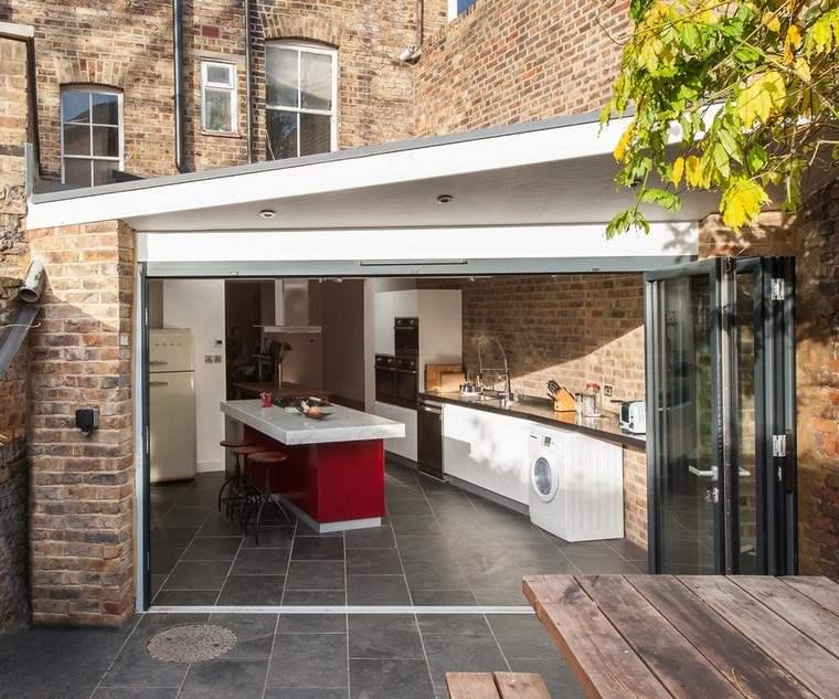 diseño de interiores piso resistente