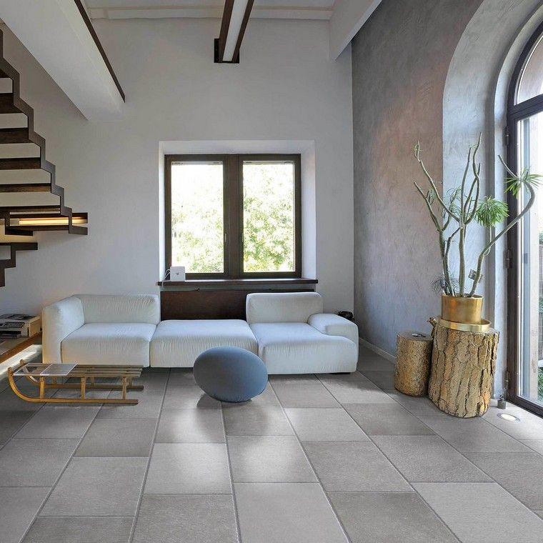 diseño de interiores salon minimalista