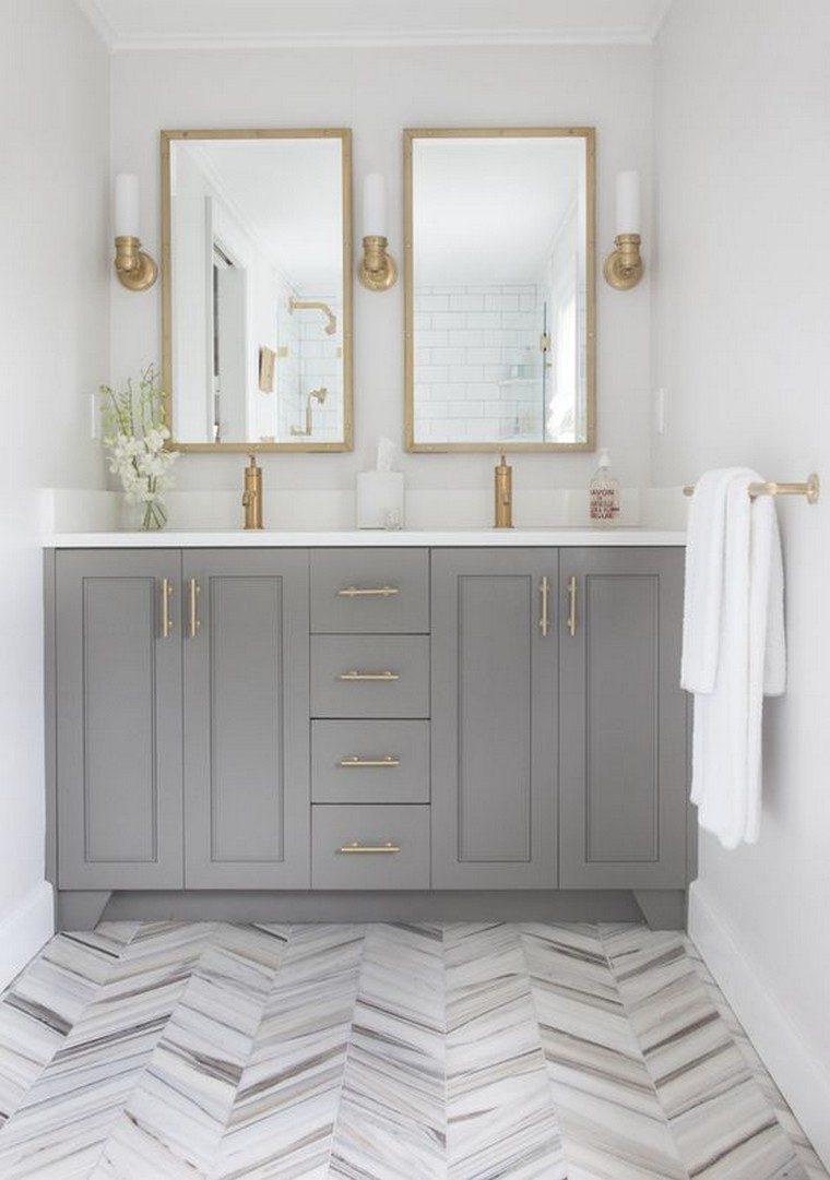 diseño de interiores tonos grises