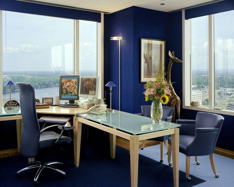 diseño de oficinas elegantes