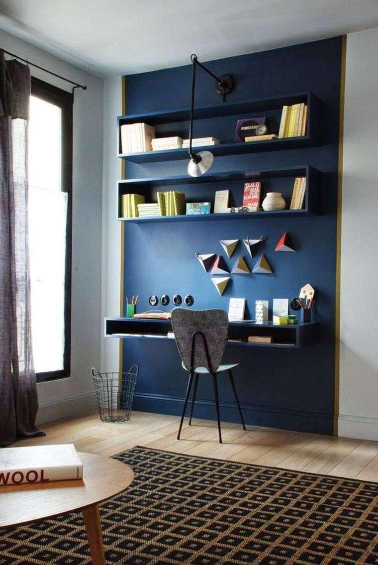 diseño de oficinas escritorio pequeño