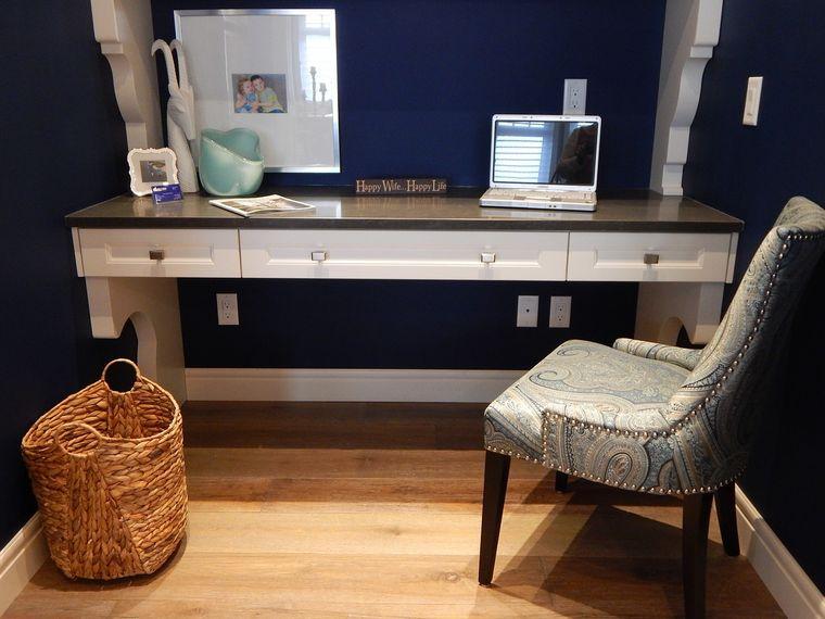 diseño de oficinas hogar pequeño