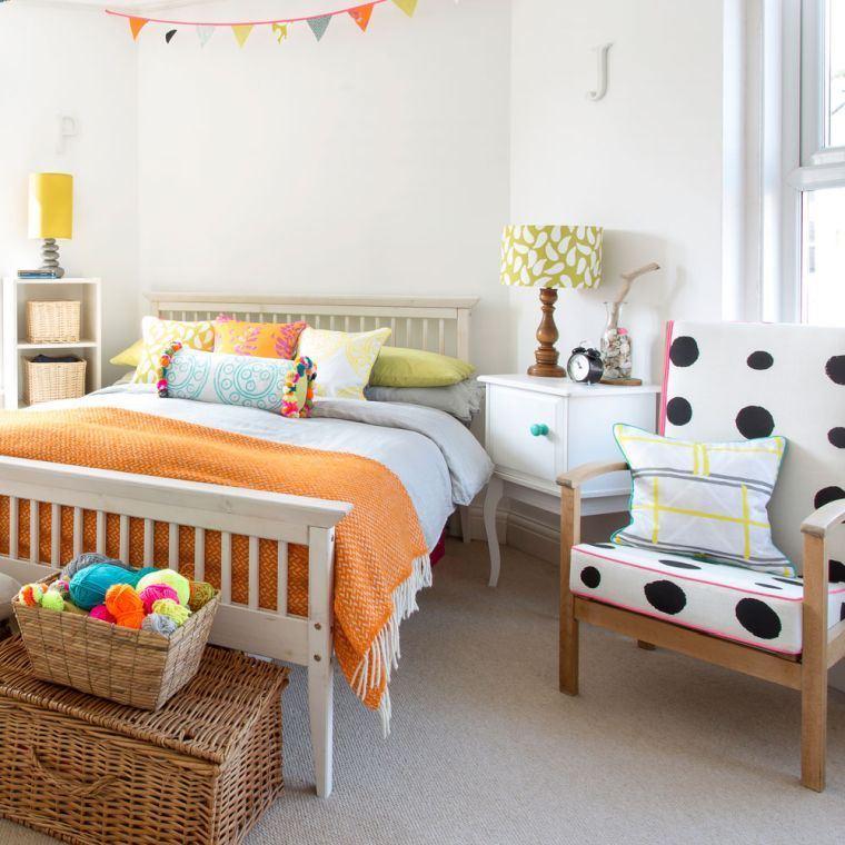 dormitorios juveniles acogedor