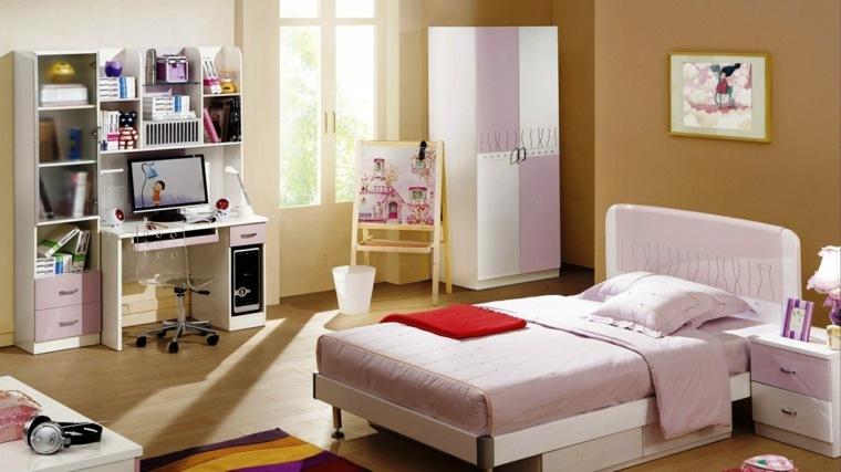 dormitorios juveniles diseños
