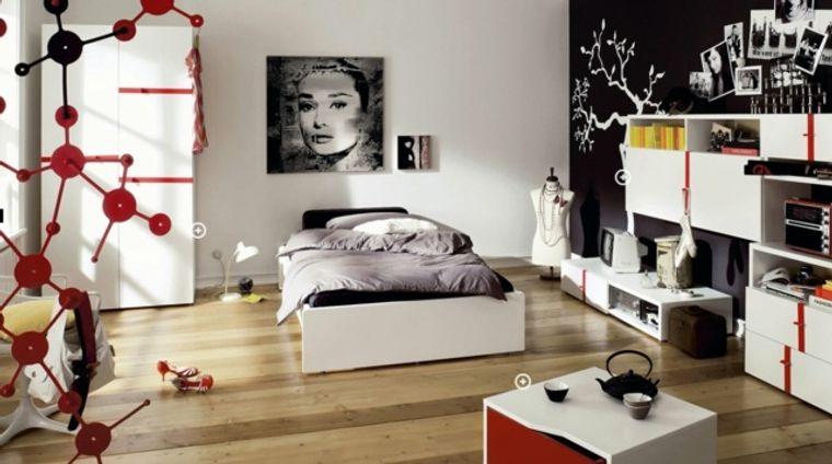 dormitorios juveniles grandes