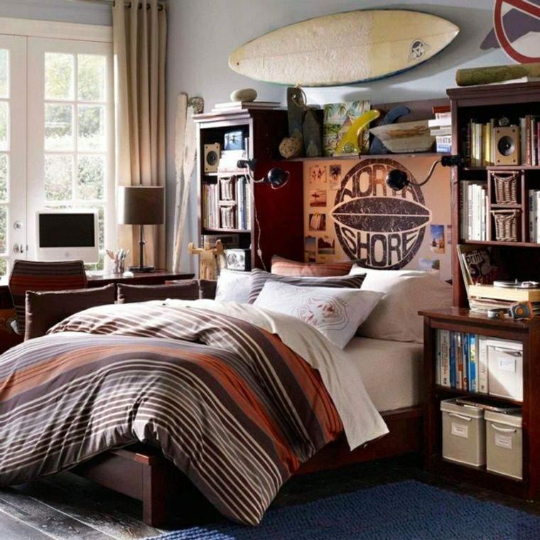 dormitorios juveniles surf