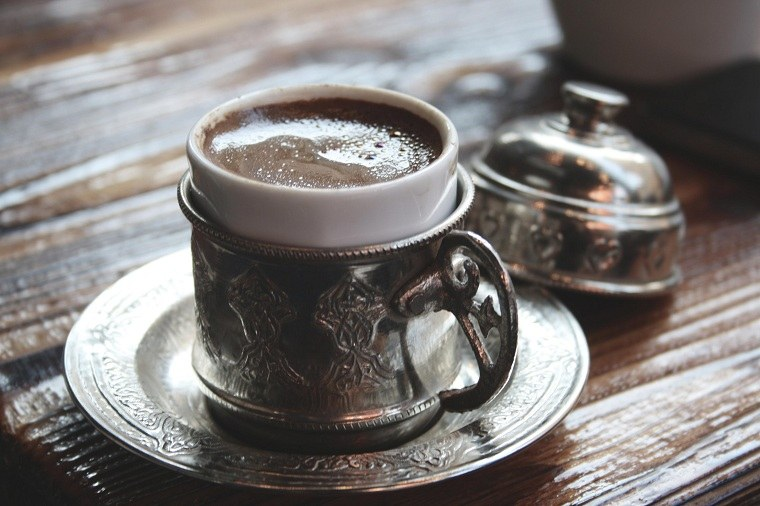 Es bueno tomar café-opciones