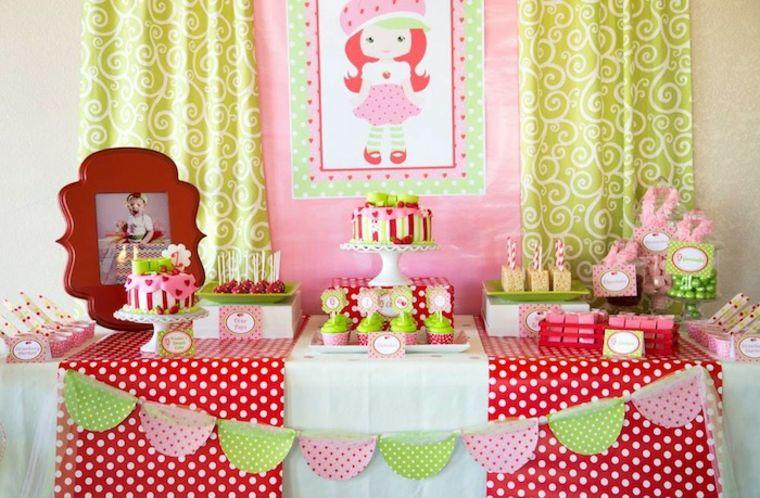fiesta de cumpleaños con tematica