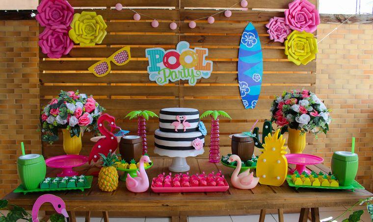 fiesta de cumpleaños decoraciones
