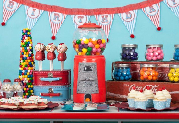 fiesta de cumpleaños dulces