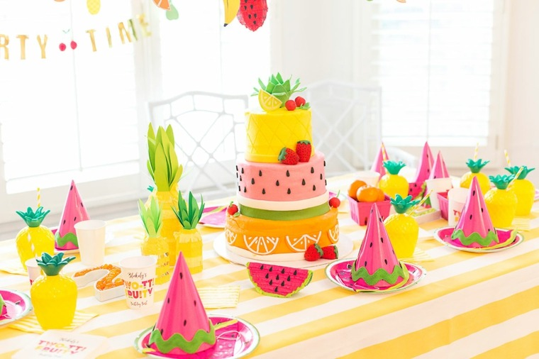 fiesta de cumpleaños estilo