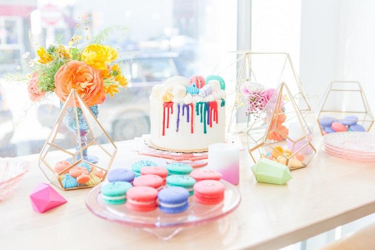 fiesta de cumpleaños pastel original