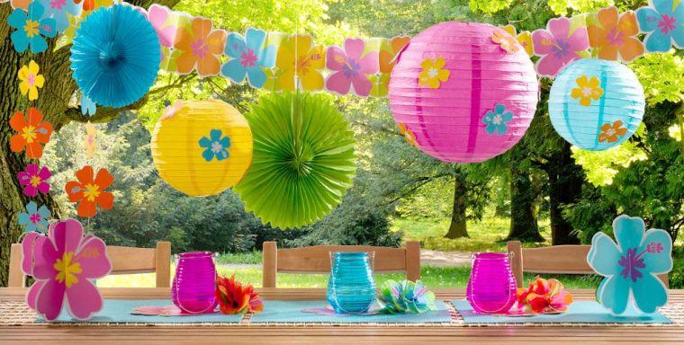 fiesta de cumpleaños verano
