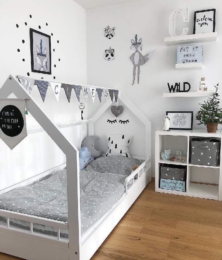Muebles para niños – Ideas espectaculares para ahorar espacio