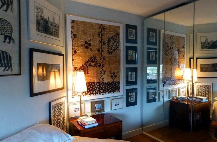 Armario de dormitorio con espejo en las puertas – Ideas y consejos