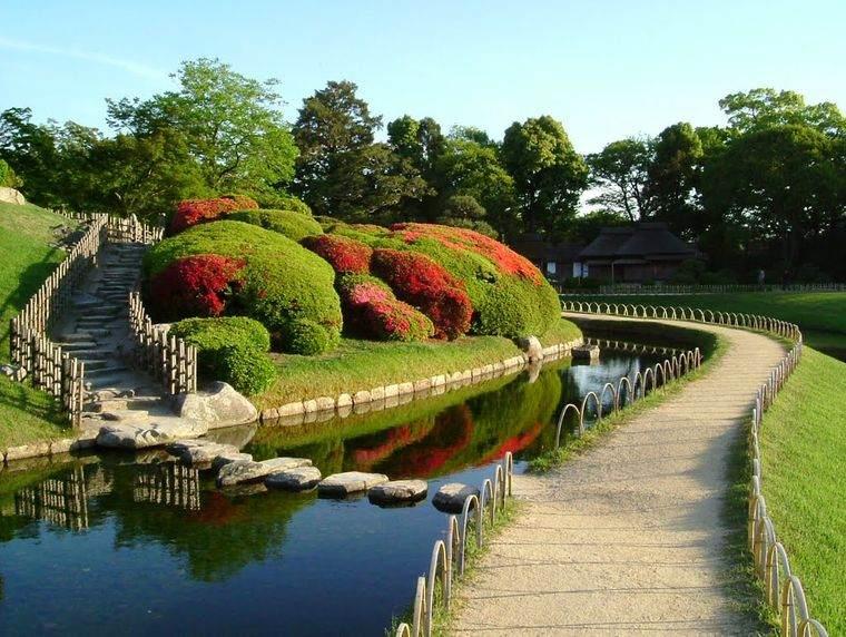 Jardín japonés – Ideas y elementos básicos para diseñar un jardín de inspiración