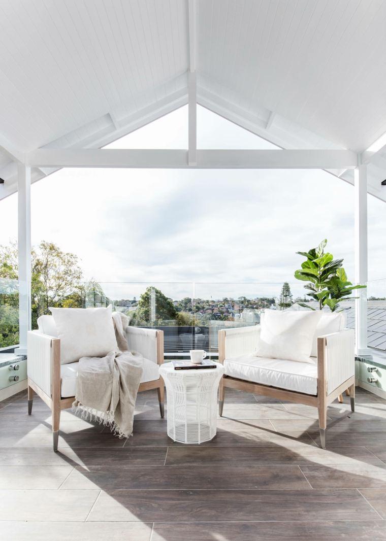 muebles-madera-balcon-ideas