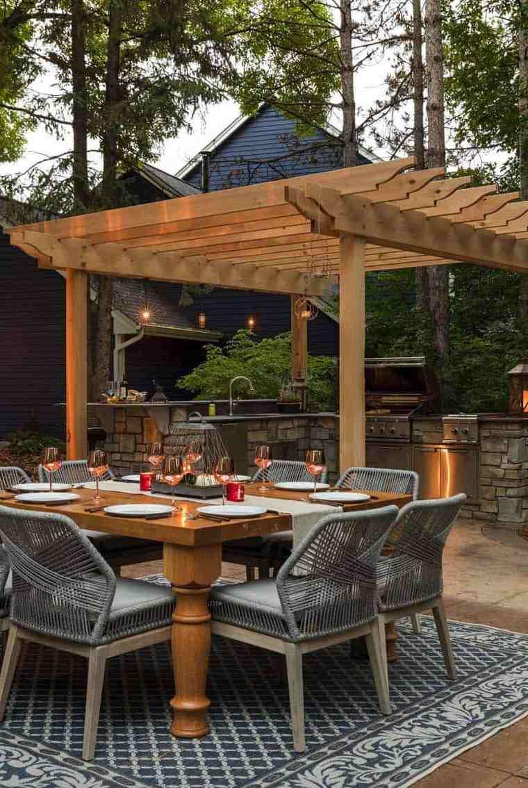 pergola-madera-cocina-exterior