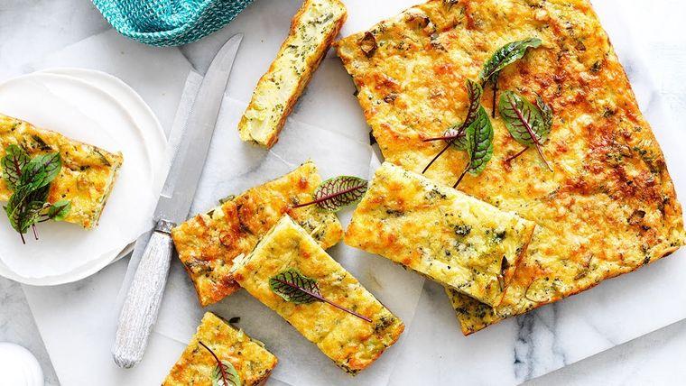 picnic brocoli queso
