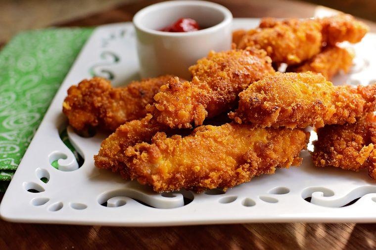 picnic dedos de pollo