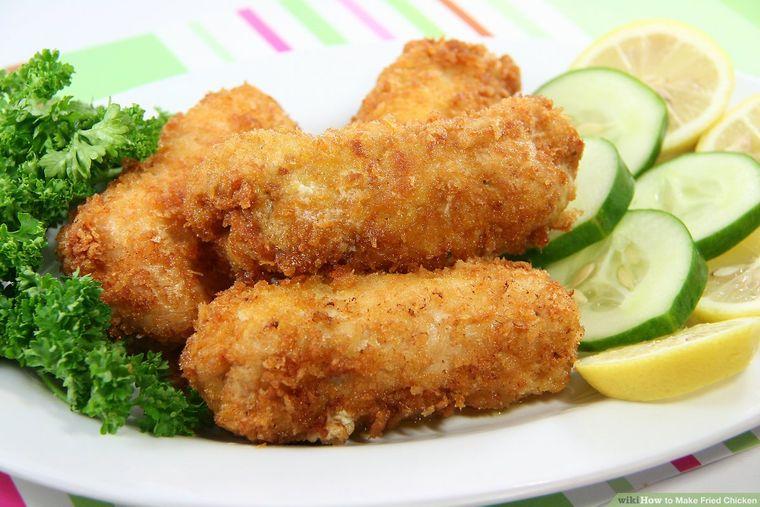 picnic dedos pollo