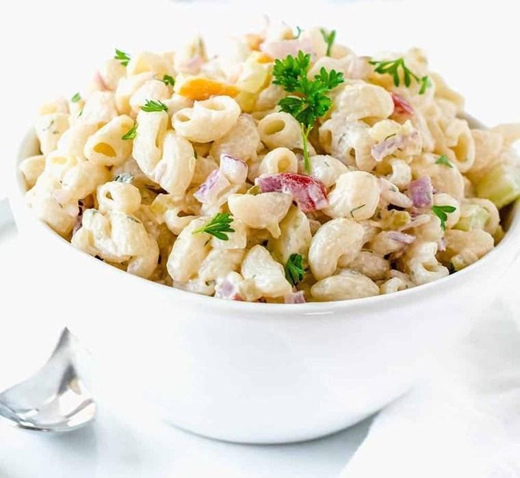 picnic macarones salado