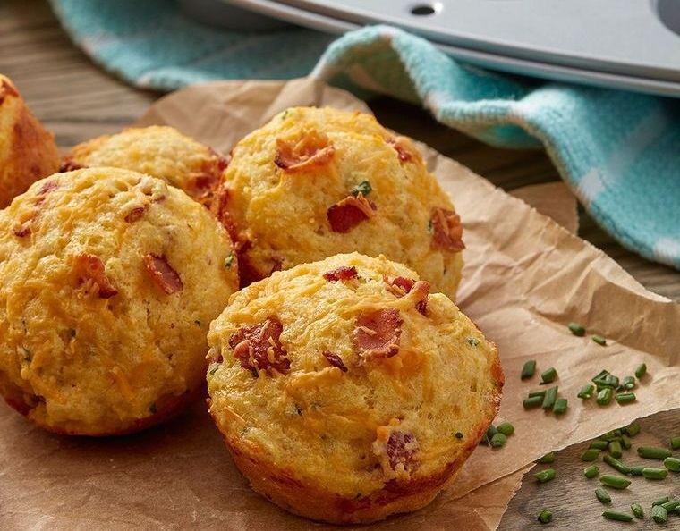 picnic muffins rico tocino