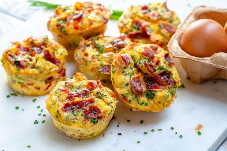 picnic muffins tocino