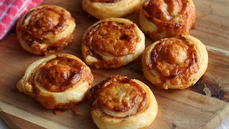 picnic rollos pizza