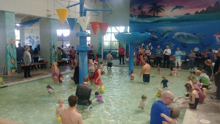 piscina pública peligro infeccion