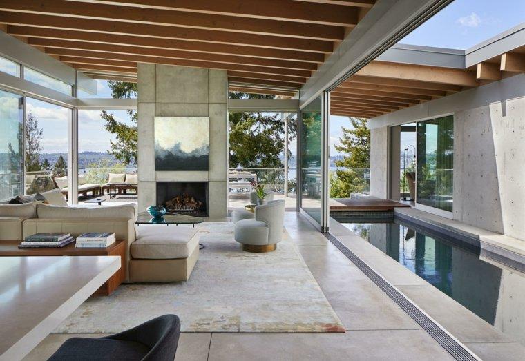 piscina-sala-estar-ideas