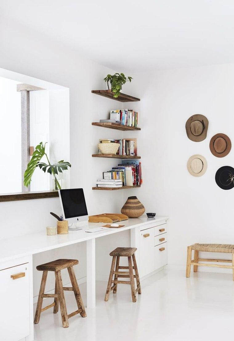 plantas en macetas-diseno-oficina-casa