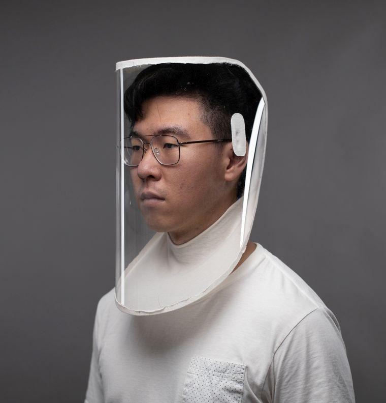 protector facial comodo