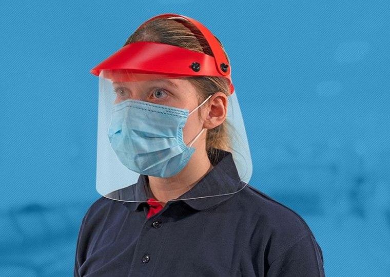 protector facial salud
