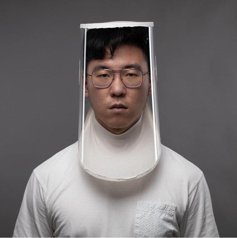 protector facial xhood