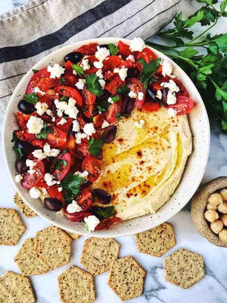 recetas para picnic-ensalada-griega