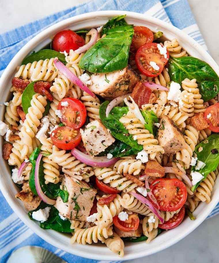 recetas-para-picnic-ensalada-pollo