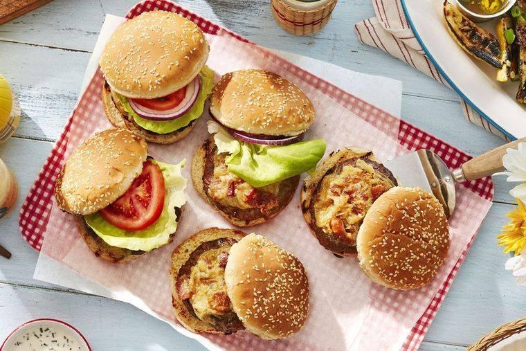 recetas ricas hamburguesa worcestershire