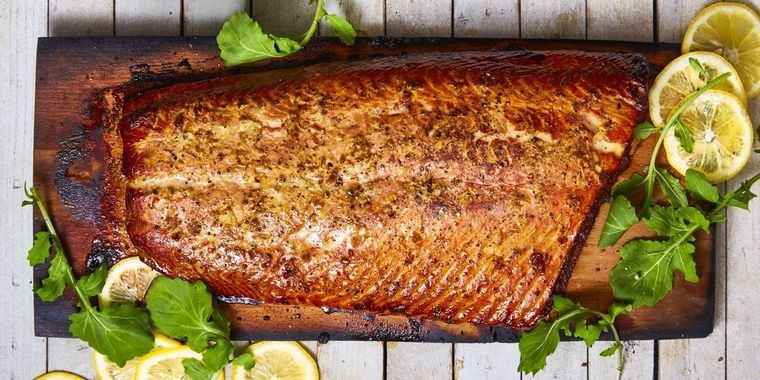 recetas ricas salmon a la parrilla