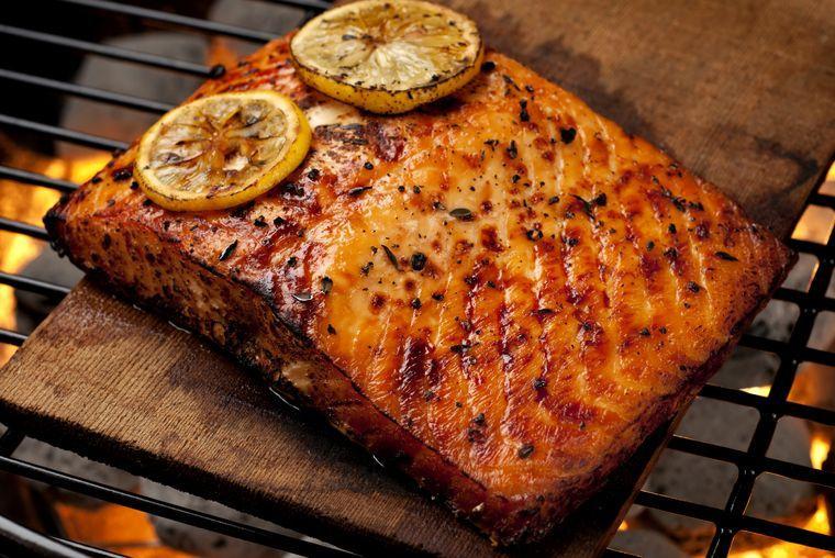 recetas ricas salmon parrilla
