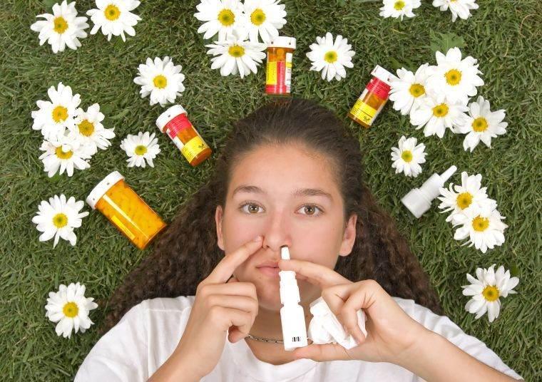 rinitis alérgica congestion