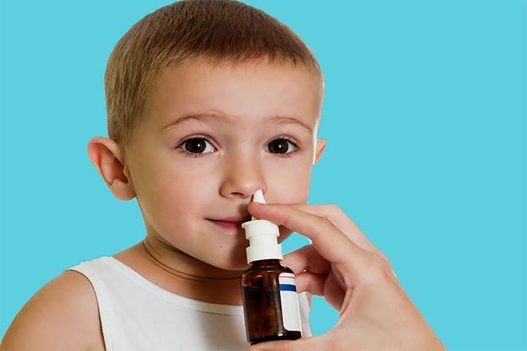 rinitis alérgica gotas nariz