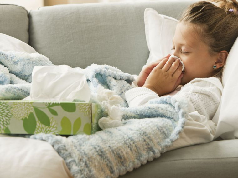 rinitis alérgica malestar