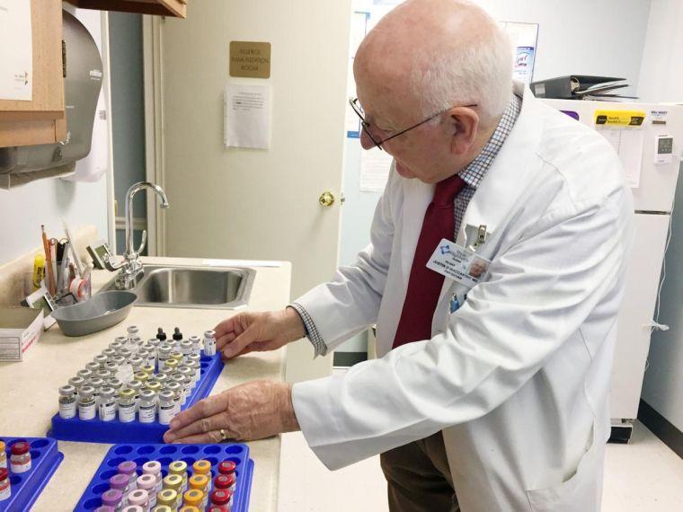 rinitis alérgica prueba
