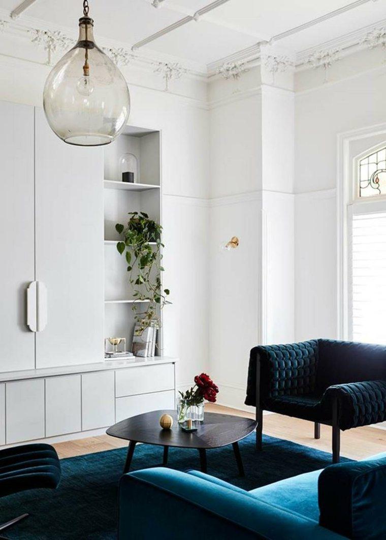 salon-moderno-planta-ideas